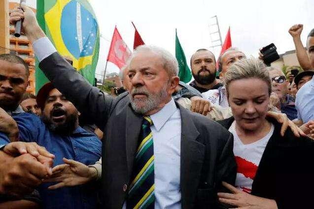 巴西前总统卢拉因腐败入狱 现刑期被减3年多