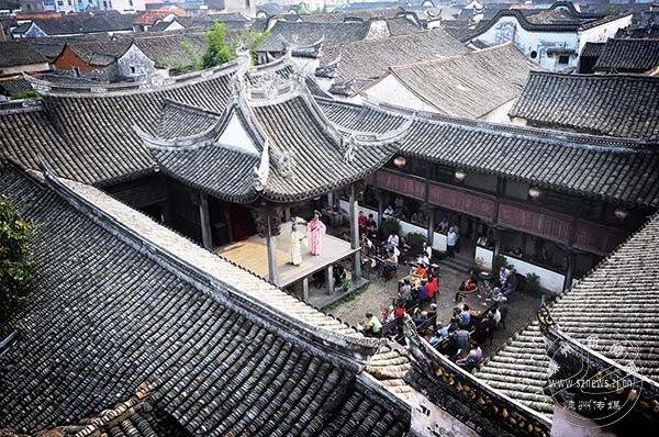 崇仁古镇:江南水乡的魂魄