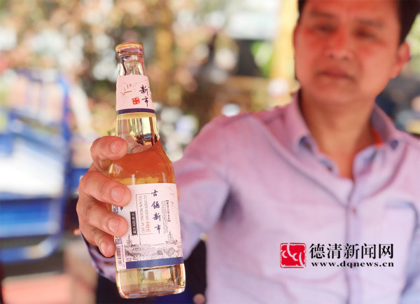 """特思拉啤酒推出新品""""古镇新市"""""""