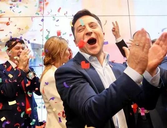 乌克兰当选总统谈东部局势有软有硬 向俄喊话
