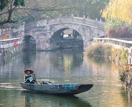 这个地方号称中国最美村镇 到底有多美