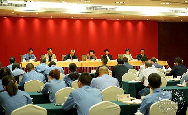 检察官履职评议工作动员会议