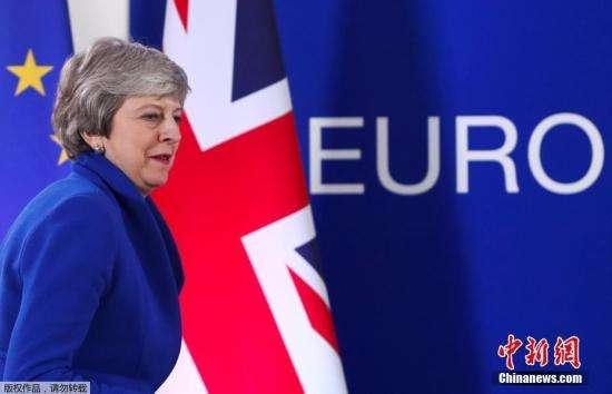 """英首相誓守诺:""""脱欧""""""""第一阶段""""实现后离职"""