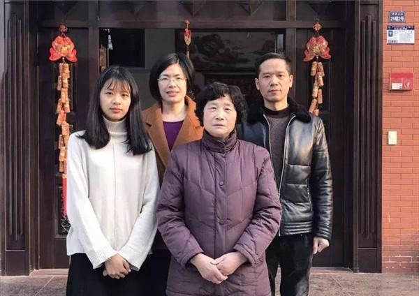 """百戶浙江""""最美家庭""""揭曉,海寧孫雪芬家庭入選!"""