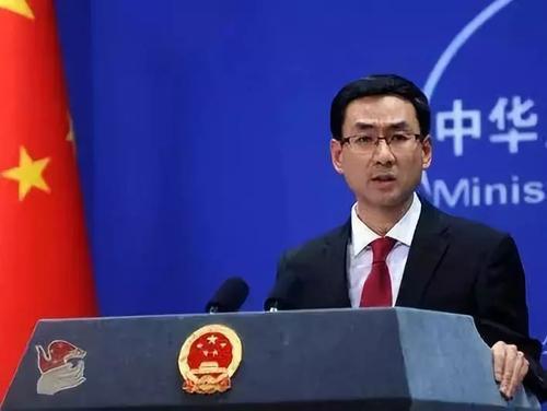 外交部发言人表示,对于贸易战中国不想打不愿打但也绝不怕打