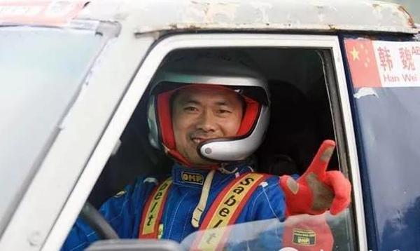 来自玉环的б░中国车王б▒亮相阿拉尔гб