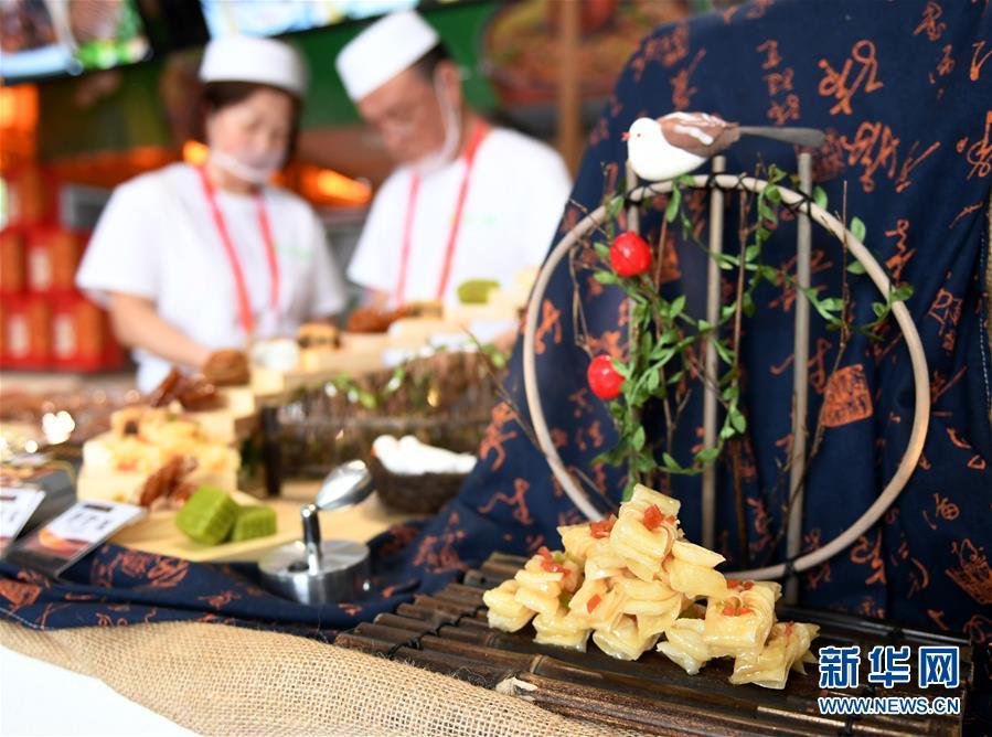 亚洲美食节在北京?#20154;?#22320;同步举办
