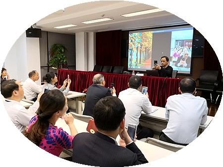 招行杭州分行手机摄影知识讲座精彩纷呈