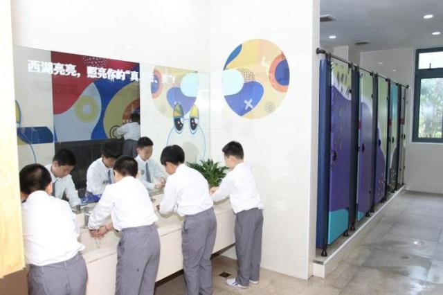 """杭州学校开始""""厕所革命"""";这是最能反映文明素养的地方"""