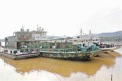 大湄公河次区域禁毒国际合作稳步推进