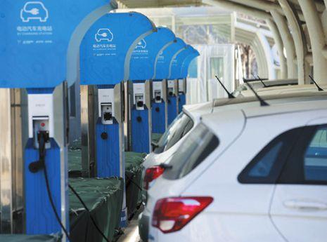 一季度全球电动汽车销量突破50万辆