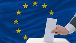 """欧洲议会选举 荷兰""""亲欧派""""""""意外""""领先"""