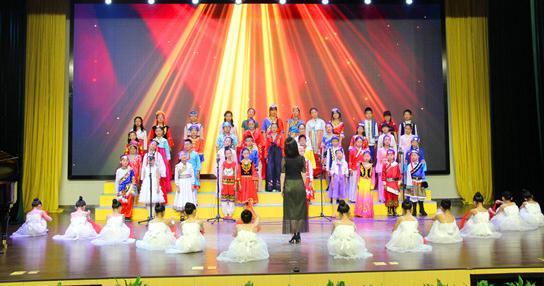 """嘉兴市组织开展""""我和我的祖国""""主题歌咏活动"""