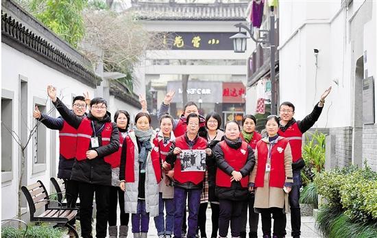 浅浅小巷精神长:倾听老中青三代人的小营故事