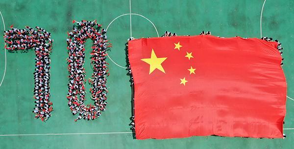 童心向党 礼赞新中国 临安开展儿童节活动