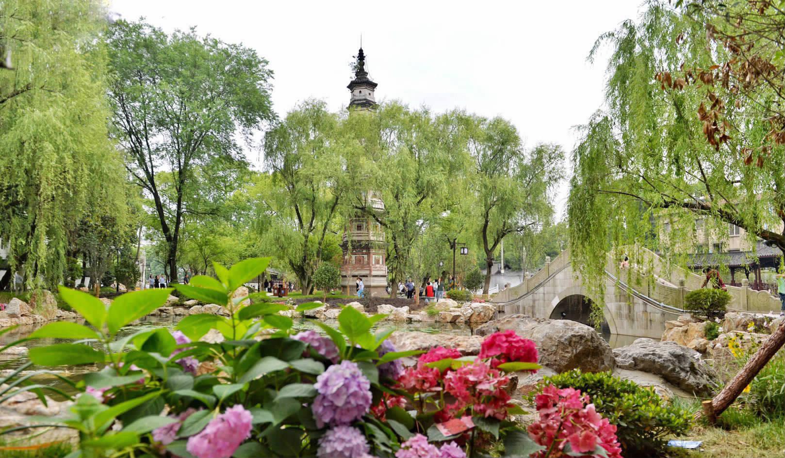 崇福中山公园重新对外开放