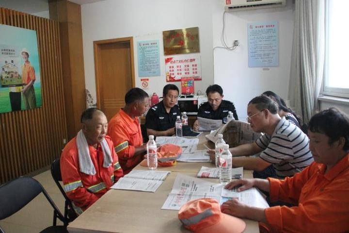热了累了来歇歇脚 杭州总工会今夏再建50座爱心驿家