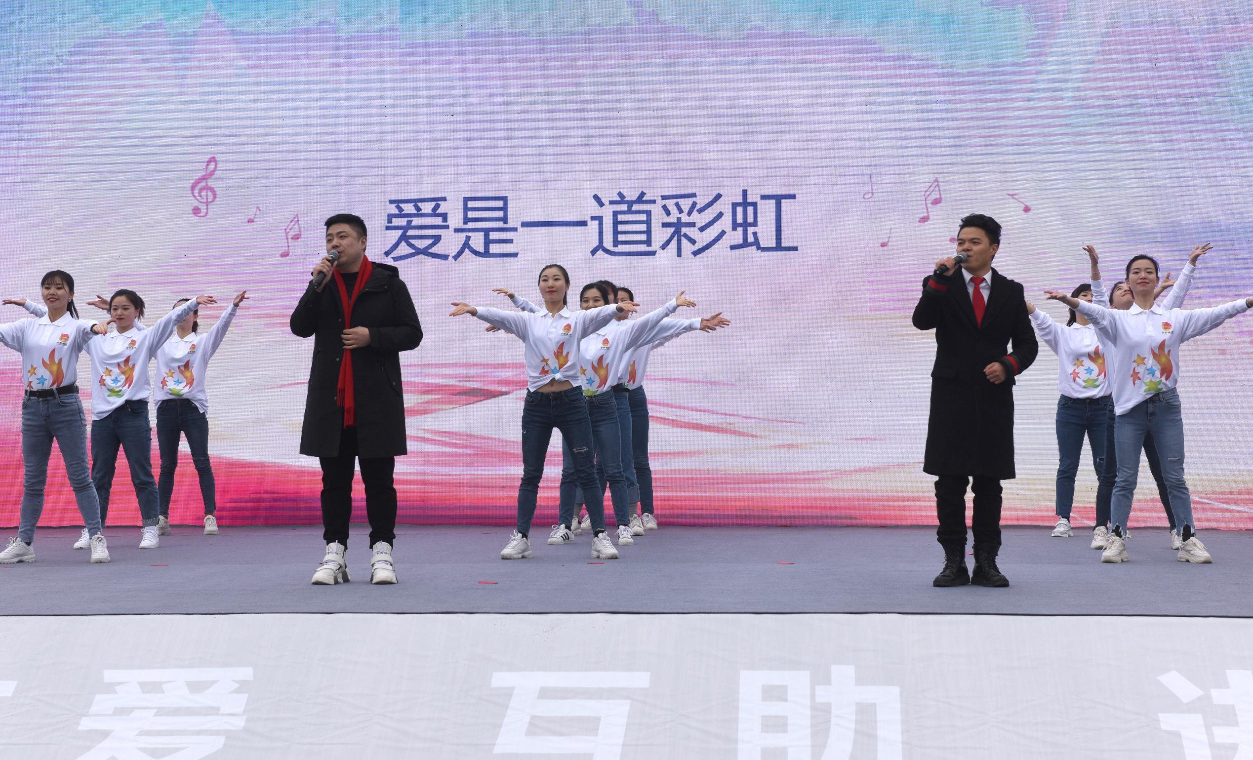 浙江德清志愿者之歌《最美的人》发布