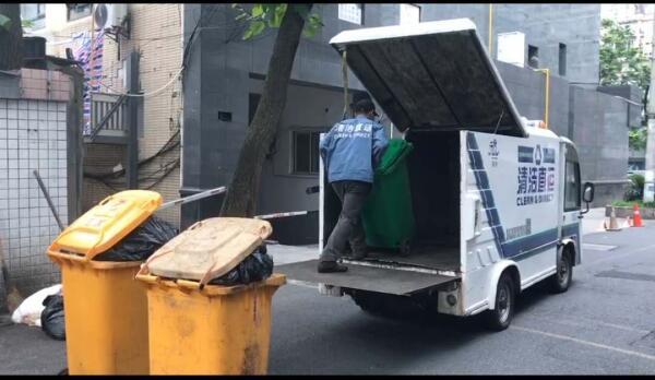 分類后的垃圾 會不會被混在一起運?