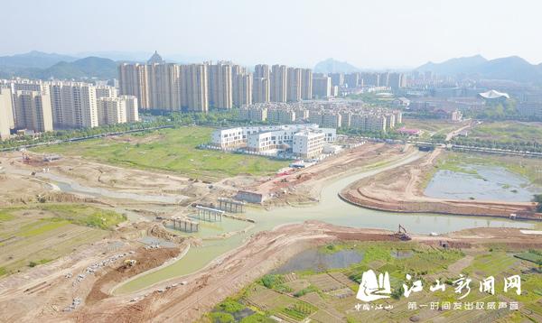 建设城北水系