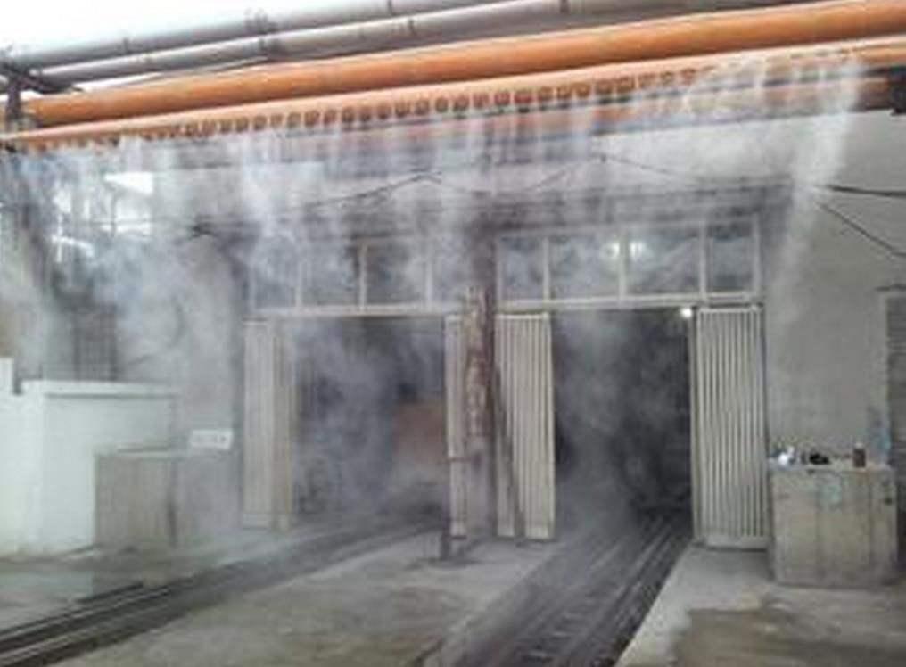 没有臭味可以开窗 金华垃圾转运站引入除臭新技术