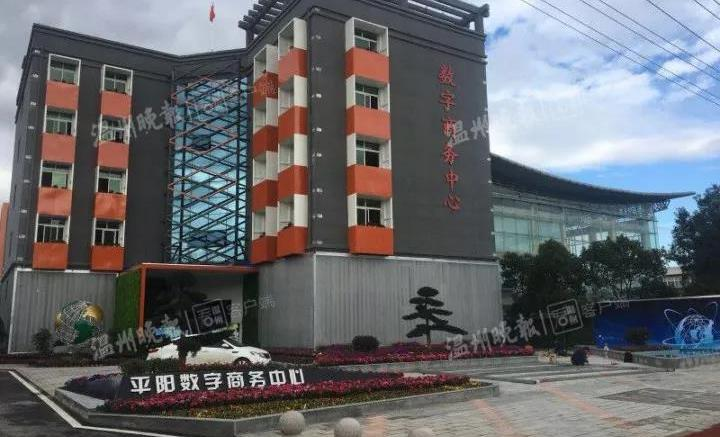 """平阳数字商务中心打通农村电商""""最后一公里"""""""