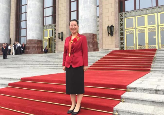 """象山這位""""畜牧天使""""在北京人民大會堂領到了一個大獎!"""