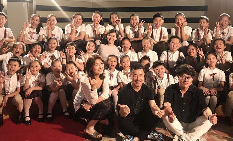 杭州小学生唱的这首原创禁毒歌曲 传唱到了老挝