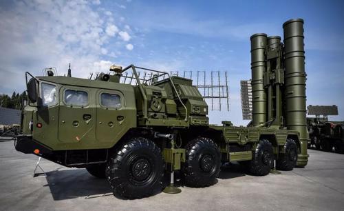持开放态度 俄罗斯可向伊朗交付S-400防空导弹