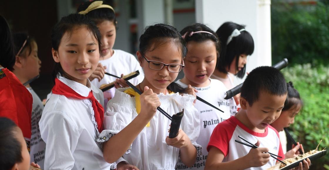 """長興開展""""紅色課堂"""" 小學生迎來暑期第一課"""