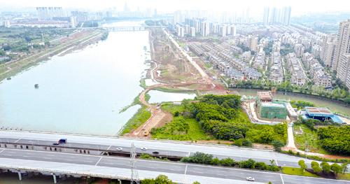 东阳江绿道助力城乡融合