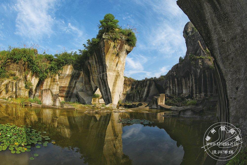 苍岩:千年古村 奇石秀水