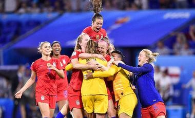 英美大战凸显中国女足与世界顶级差距