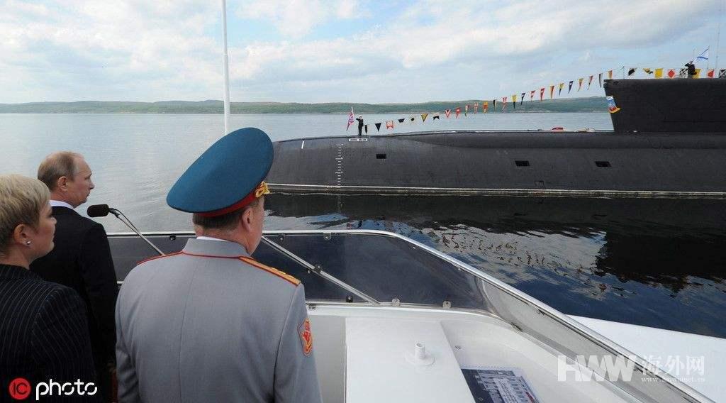 俄方:发生事故的潜航器及事故细节属绝密信息