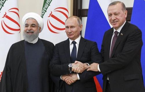 土俄伊将举行新一轮叙利亚问题三方峰会
