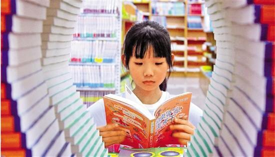"""如何讓暑假變得更有""""含金量""""?讓孩子愛上閱讀吧"""