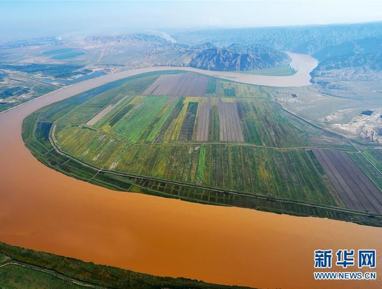 大河之变――聚焦黄河治理三大新变化