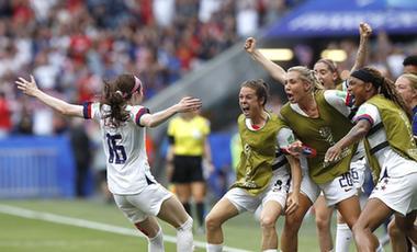 女足:为纪录而生――美国队夺冠之路