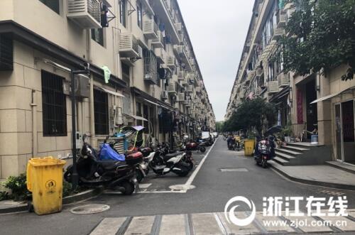 杭州城中村怎么實行垃圾分類 記者探訪五聯西苑