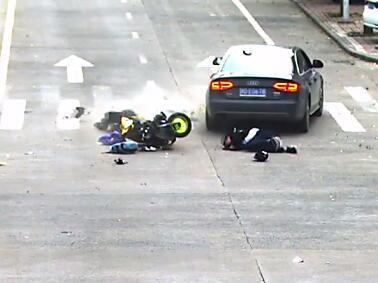 血淋淋的教训!我市交通事故惨痛案例