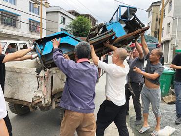 濛洲街道:攻坚克难,打赢国卫复审攻坚战