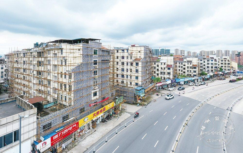 北直街提升改造完成