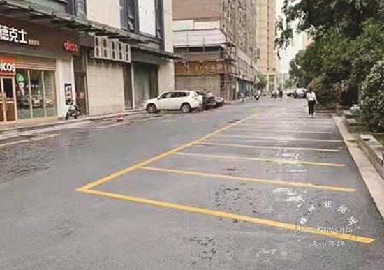 世贸金樽步行街完成改造