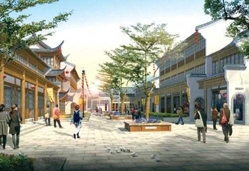 孝顺首个省级田园综合体今年开建