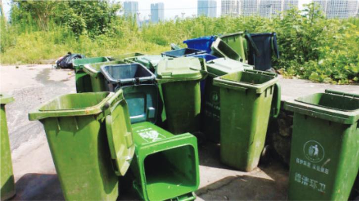 """街道集镇""""垃圾分类""""问题较多急需整改"""