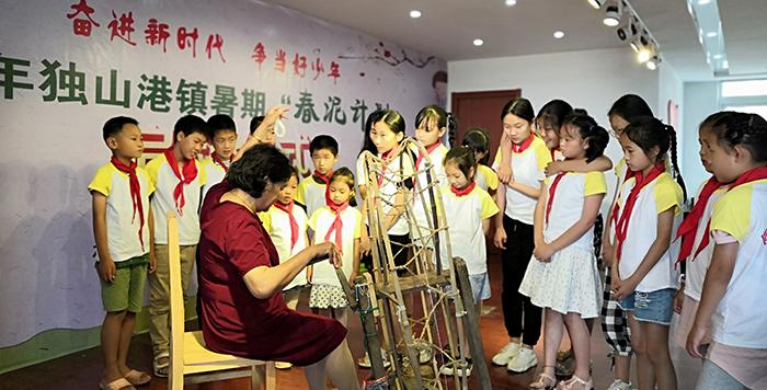 从琴棋书画到传统民俗,平湖暑期春泥计划活动这么多