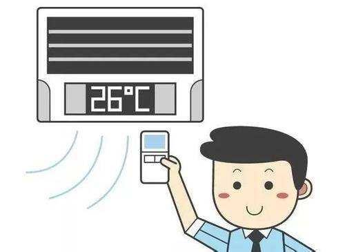 空调高一度 节约见文明
