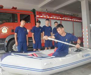 消防演练提升救援能力