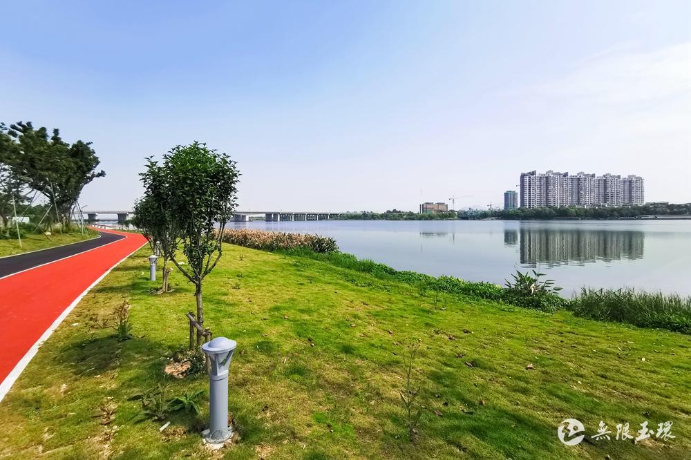 好!环明升湖要建42公里长湖滨绿道,打造炫丽绿道网