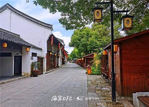 新時代文明實踐在海寧:運河古鎮老街開發